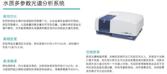 水质多参数光谱分析系统