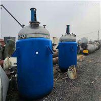 化工厂出售二手2000L反应釜