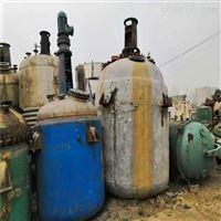 厂出售二手20吨钛材反应釜价格