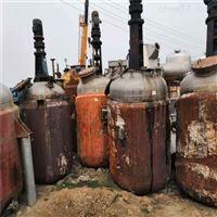厂出售二手20吨钛材反应釜供应