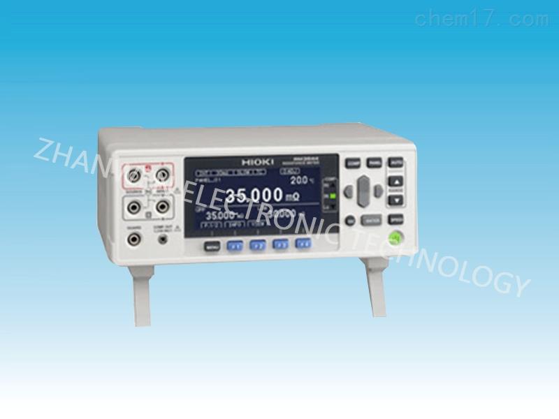 日本日置微电阻计RM3544