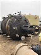 二手5吨/5000L搪瓷反应釜配置全