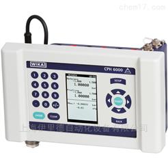 CPH6000抢购原装德国威卡WIKA便携式过程压力校验仪