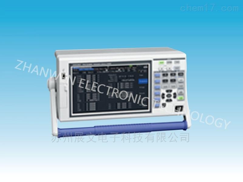 日本日置HIOKI 功率分析仪3390-10