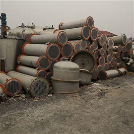 550供应钛材列管式冷凝器 550平方换热器