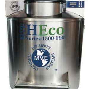 MVE高效气相样本液氮罐 HEco 1800