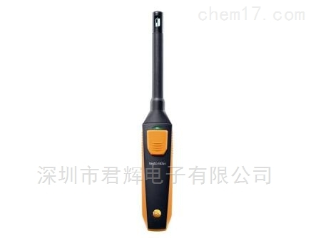 德图testo605i无线迷你温湿度测量仪