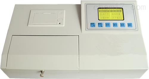 微电脑农药残留速测仪HX-C8 水果蔬菜农残仪