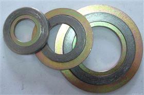 DN15-1000304金属缠绕垫片,304内外环石墨垫片