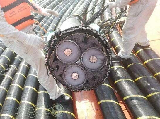 果冻凝胶填充海缆液态硅橡胶