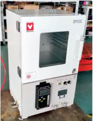 真空干燥箱  l 氧浓度、湿度监控