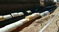 4、5公分厚度聚氨酯保温管壳厂家
