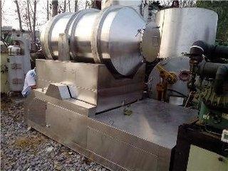 出售二手滚筒刮板干燥机烘箱设备制药设备