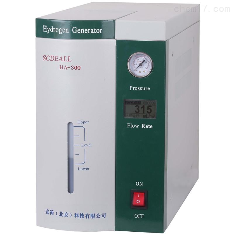 HA-300氢气发生器安简液晶高纯氢气发生器HA-300