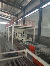 th001厂家生产免拆模板设备免拆外墙保温板生产线