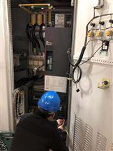 变频器维修西门子6SE70整流单元红灯亮维修,