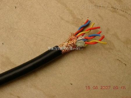 矿用屏蔽通信电缆MHYBV 20对电缆