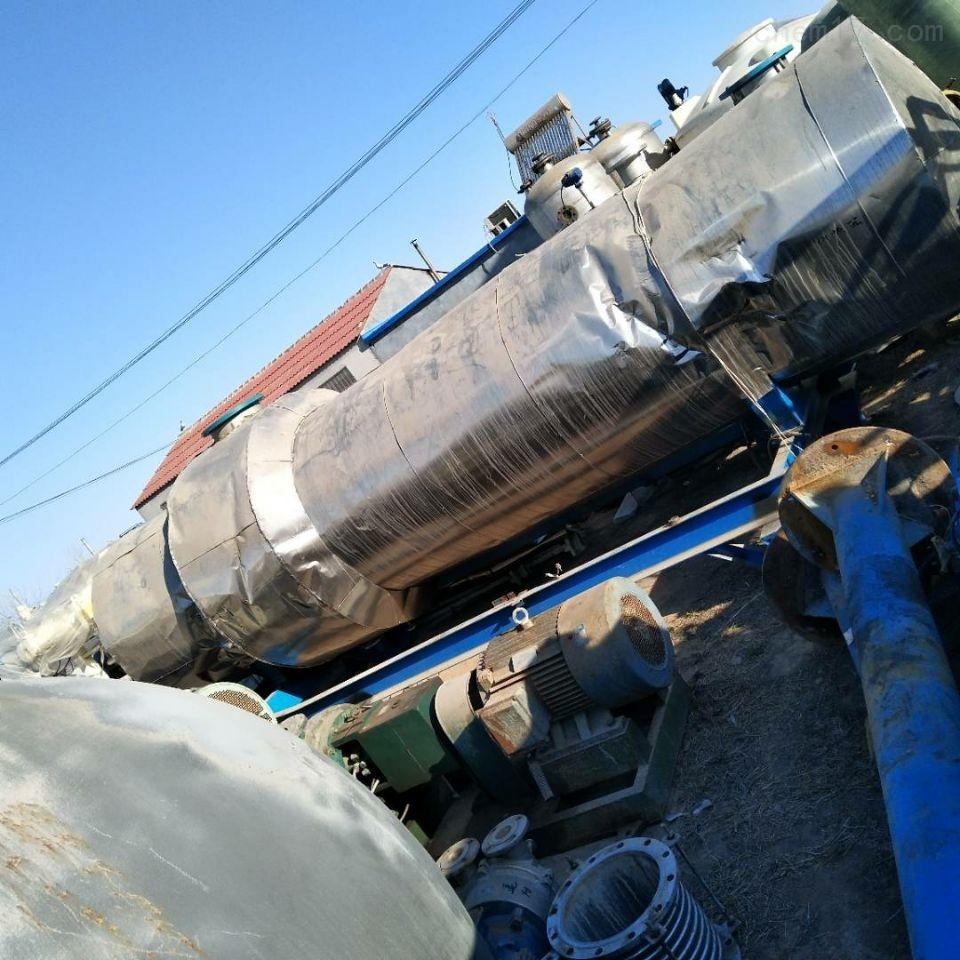 紧急处理二手MVR强制循环蒸发器