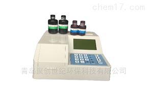JC-201E/301E/401E免配试剂多参数水质分析仪