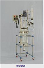 申科RAT-100Dse 双层玻璃反应蒸馏系统价格
