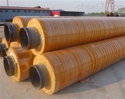 钢套钢蒸汽复合保温管厂家价格