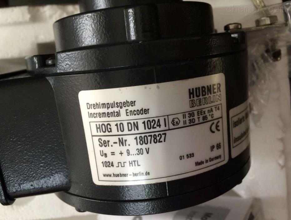 德国HUBNER霍伯纳增量式编码器