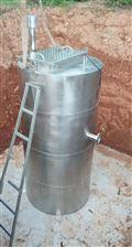 不锈钢一体化污水提升泵站