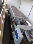 全厂回收二手20平方板框过滤机
