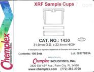 XRF样品杯1430