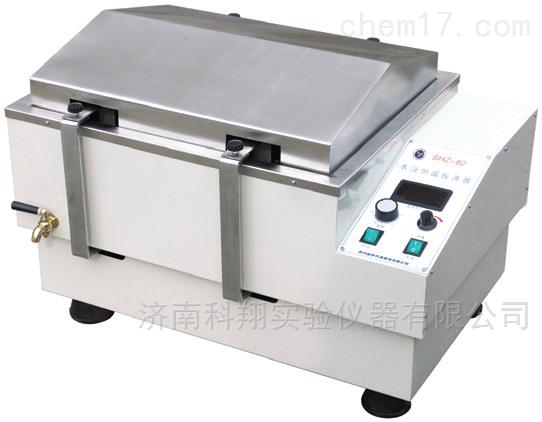 济南WHY-2油浴恒温振荡器摇床