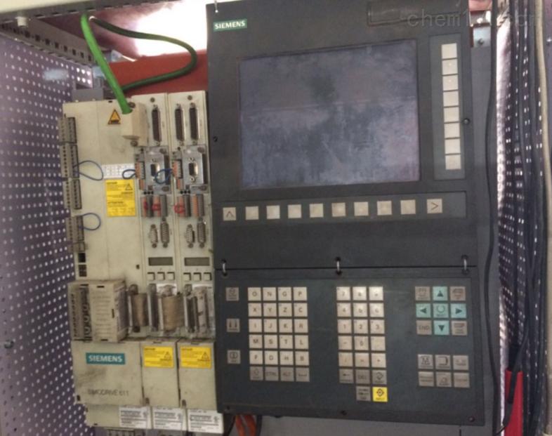 西门子802D冲床缺少轴使能(10年维修技术)