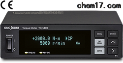 日本小野扭矩计算显示TQ-5300