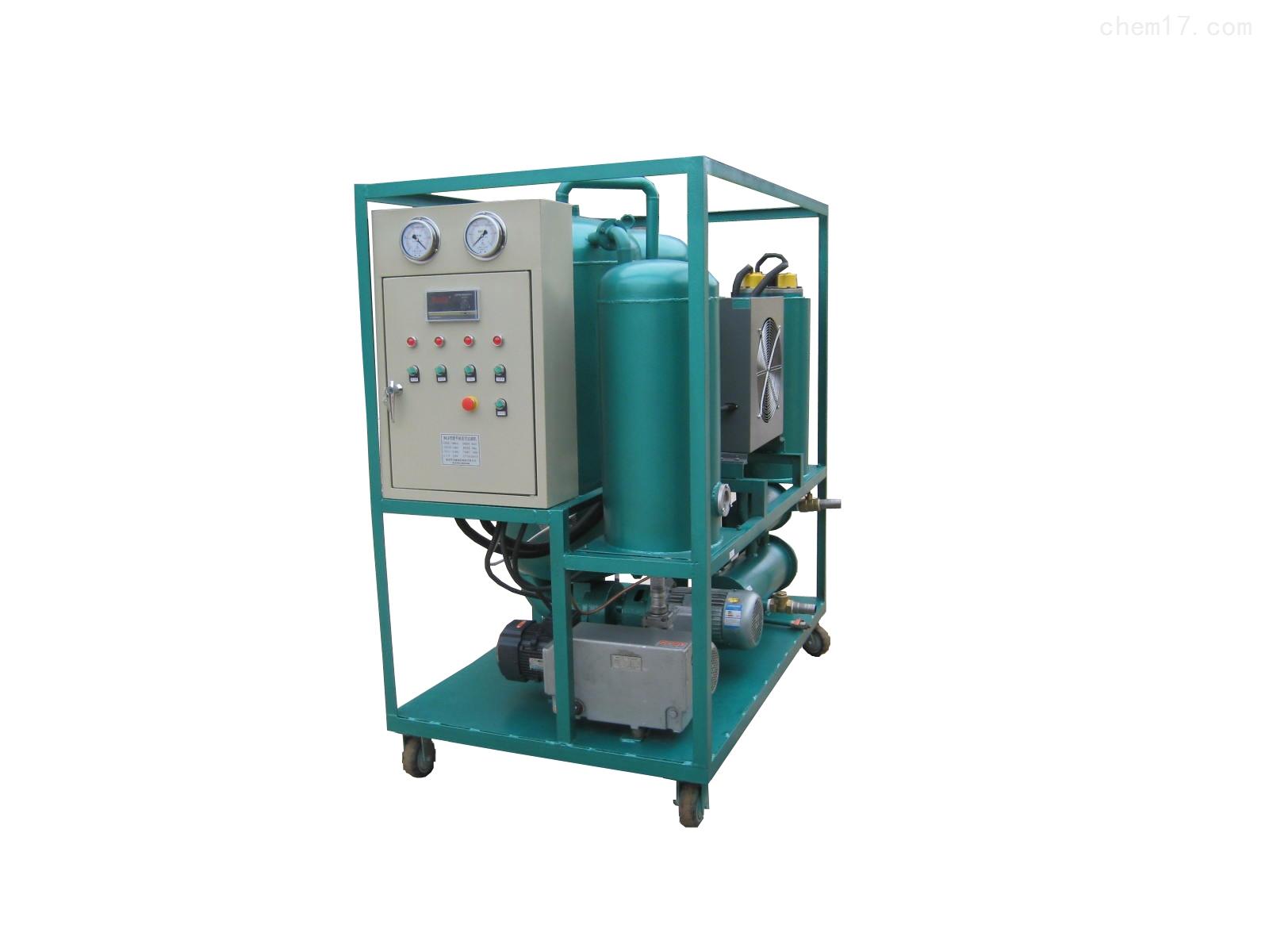 电气普景j 真空滤油机 电力资质承修三级