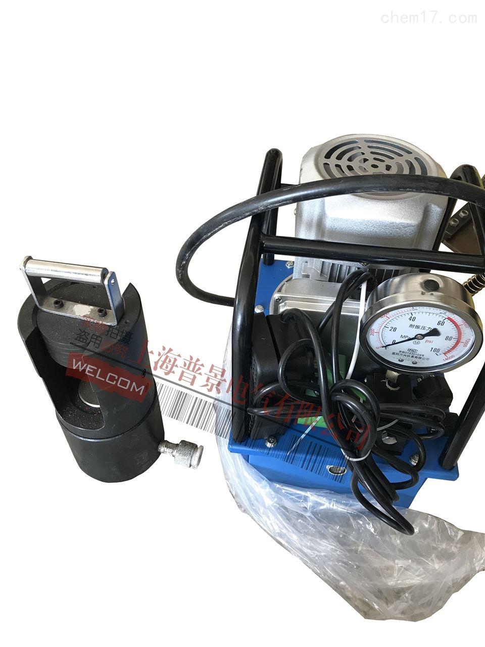 上海电力导线压接机 厂家普景电力承修三级