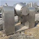 二手1000升不锈钢双锥干燥机