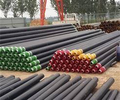 直埋聚氨酯采暖管道保温材料价格