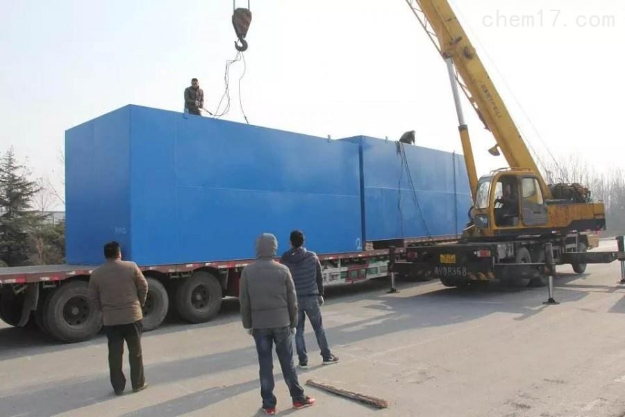 广东省屠宰污水一体化设备优质生产厂家