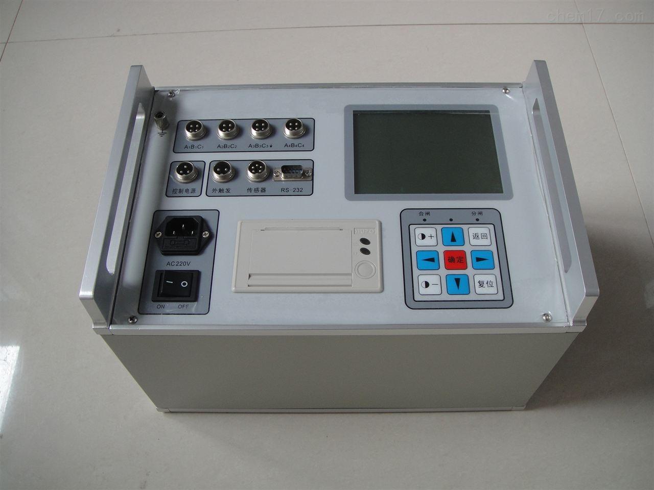 GY2001苏州高压式隔离开关机械特性测试仪