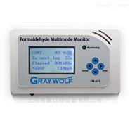 美国GrayWolf FM801多模式甲醛检测仪