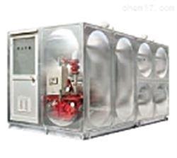 日本川本消防泵不锈钢罐一体式灭火泵机组