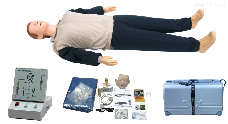 QS/CPR550成人心肺复苏训练模拟人
