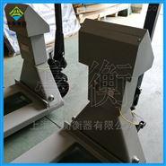 化工廠用3噸防爆叉車秤