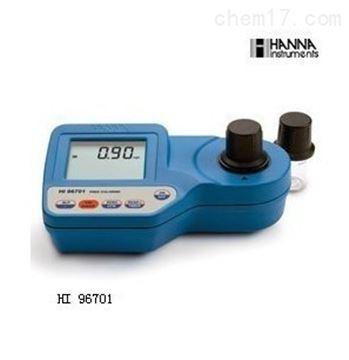 HI96701原裝正品意大利哈納HI96701餘氯測定儀
