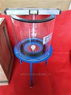 献县澳门皇冠手机免费网址灌水法压实度试验仪储水筒带座板