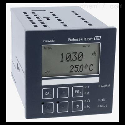 E+H pH/ORP变送器 CPM223 ph控制器