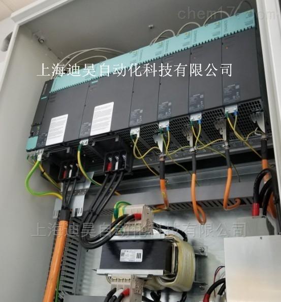 西门子S120伺服驱动器网口通讯不上维修