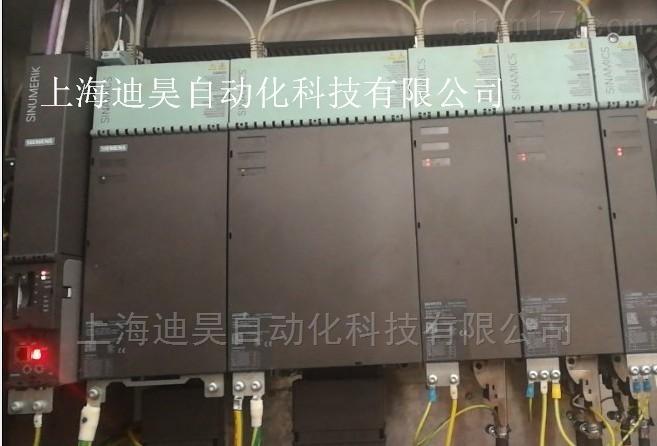 西门子直流变频器报警F30005维修
