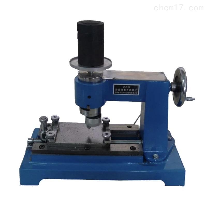 * 人造板 手动式漆膜附着力试验仪