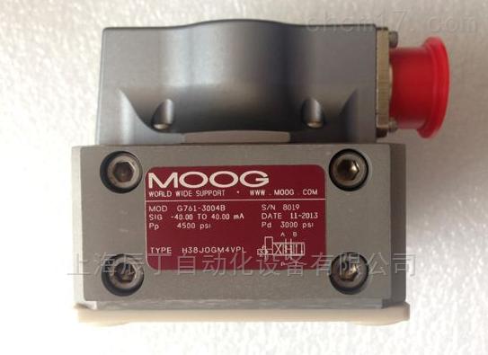 美国穆格伺服阀072-1202-10授权代理