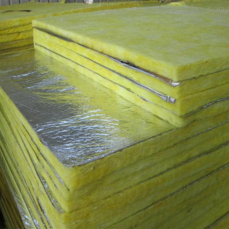 廊坊依利专业生产带铝箔玻璃棉板直销信阳